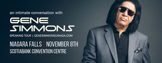 Ramada by Wyndham Niagara Falls Near the Falls - An Interactive Evening with Gene Simmons Package